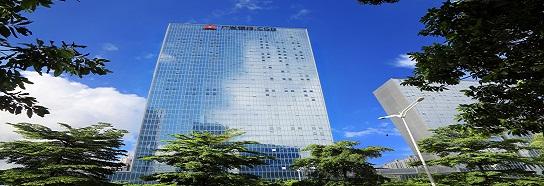 熱烈祝賀我司中標廣發銀行深圳分行 19層辦公樓裝修工程項目